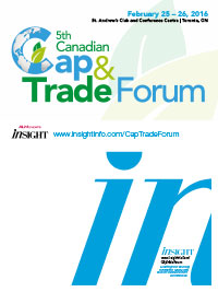 Canadian CAP & TRADE FORUM