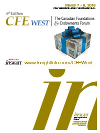 6th Canadian Foundations and Endowments Forum